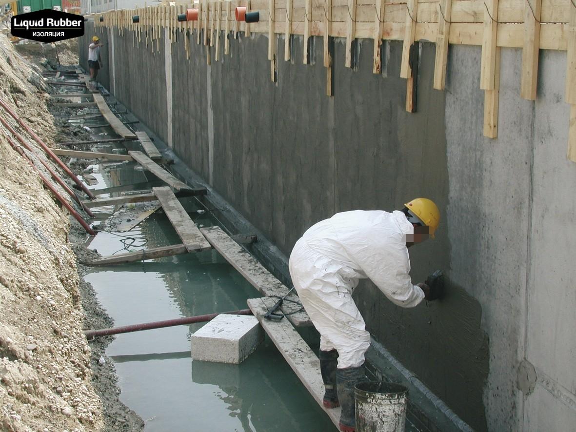 Жидкая гидроизоляция бетона проникающая купить что такое цементный раствор м100